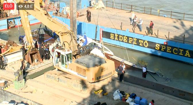 hajóbaleset, hableány mentése élőben Online stream, élő közvetítés