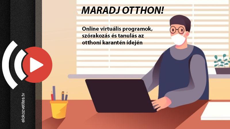 online tv adások