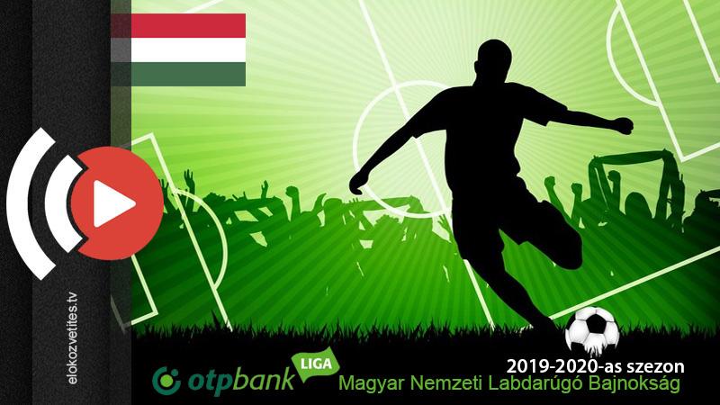Magyar labdarúgó bajnokság élő közvetítése online stream m4 Sport TV hu